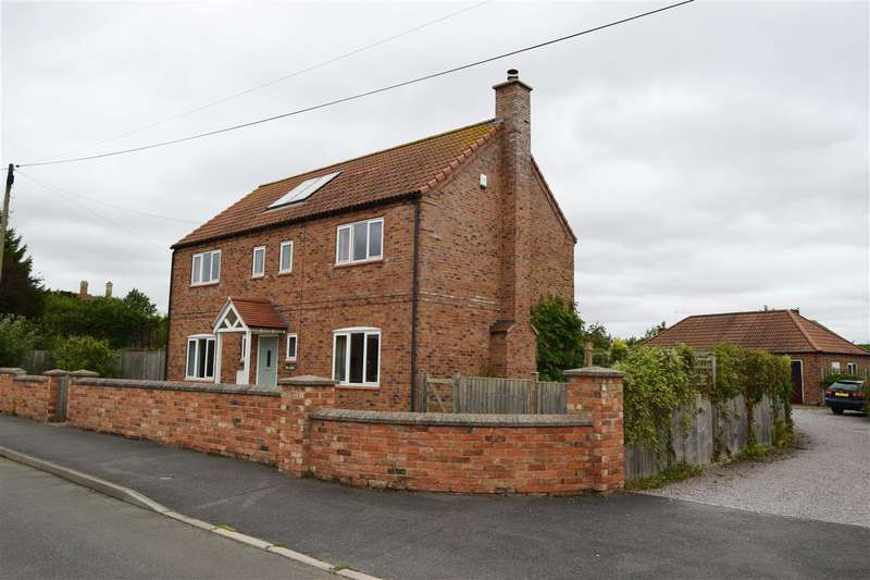 5 Bedrooms Detached House for sale in Rectory Lane, Claypole, Newark