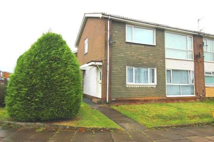 2 Bedrooms Flat for sale in Woodhill Road, Collingwood Grange, Cramlington