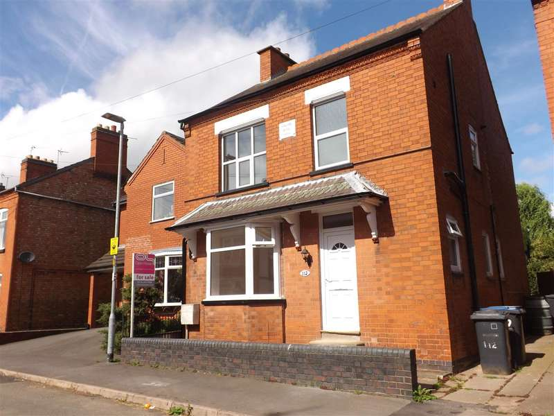 3 Bedrooms Detached House for sale in Stamford Street, Leicester