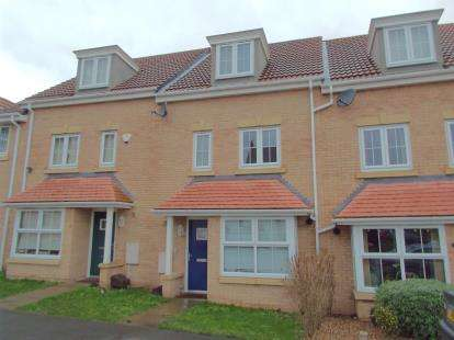 4 Bedrooms Terraced House for sale in Welbury Road, Hamilton, Leicester, Leicestershire