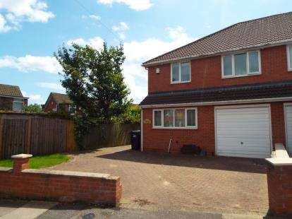 4 Bedrooms Semi Detached House for sale in Curzon Street, Long Eaton, Nottingham