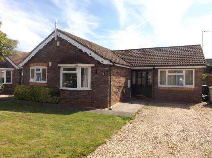 3 Bedrooms Bungalow for sale in Pippin Close, Louth, Lincolnshire