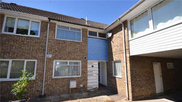 2 Bedrooms Terraced House for sale in Viking, Bracknell, Berkshire