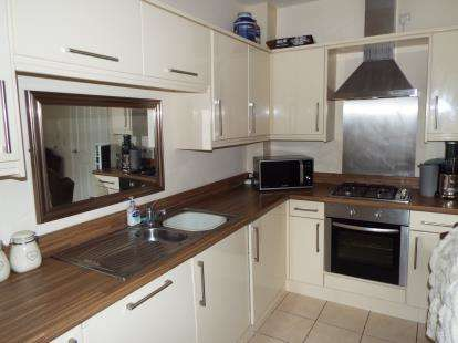 2 Bedrooms Flat for sale in Brindley Court, Egerton Road, Woodthorpe, Nottingham