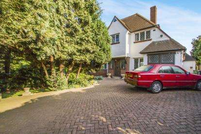 3 Bedrooms Detached House for sale in Uppingham Road, Thurnby, Leicester, Leicestershire