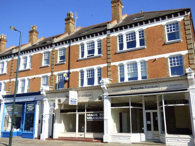 2 Bedrooms Apartment Flat for sale in RICHMOND ROAD, TWICKENHAM