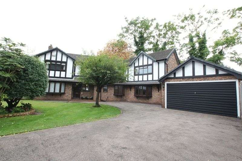 5 Bedrooms Detached House for sale in Pond View Close, Heswall, Wirral