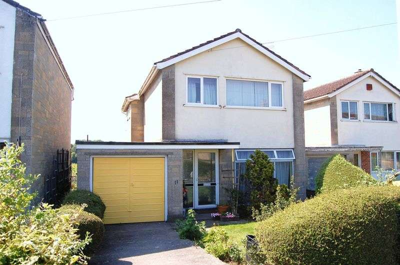 3 Bedrooms Detached House for sale in Martins Close, Wells