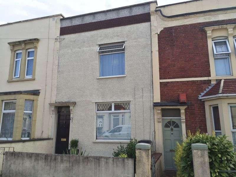 2 Bedrooms Terraced House for sale in Glen Park, Bristol