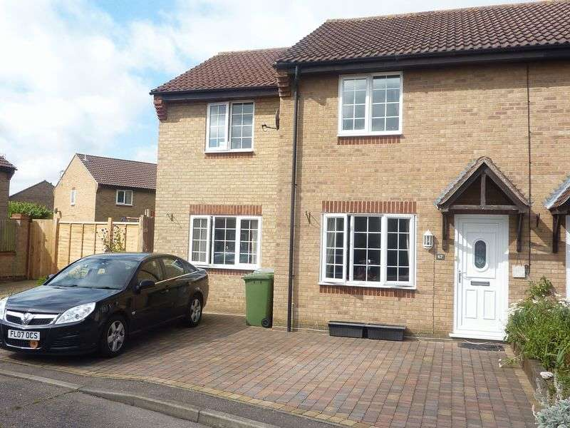 4 Bedrooms Semi Detached House for sale in EXTENDED SEMI-DETACHED HOME