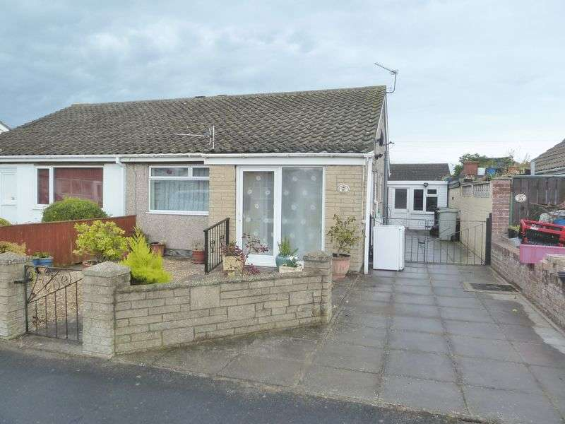 2 Bedrooms Semi Detached Bungalow for sale in 31 The Strand, Mablethorpe