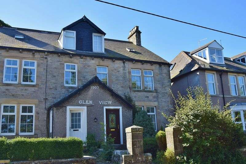 4 Bedrooms Semi Detached House for sale in Glen View, Shilburn Road, Allendale