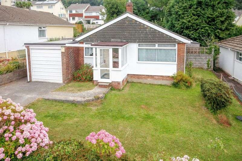 2 Bedrooms Detached Bungalow for sale in Peasland Road, Watcombe, Torquay