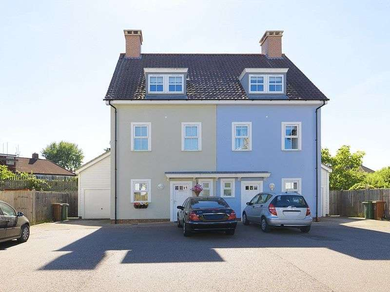 5 Bedrooms Semi Detached House for sale in Fordham Close, Worcester Park, KT4