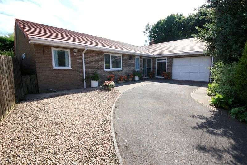 3 Bedrooms Detached Bungalow for sale in Jenison Close School Aycliffe