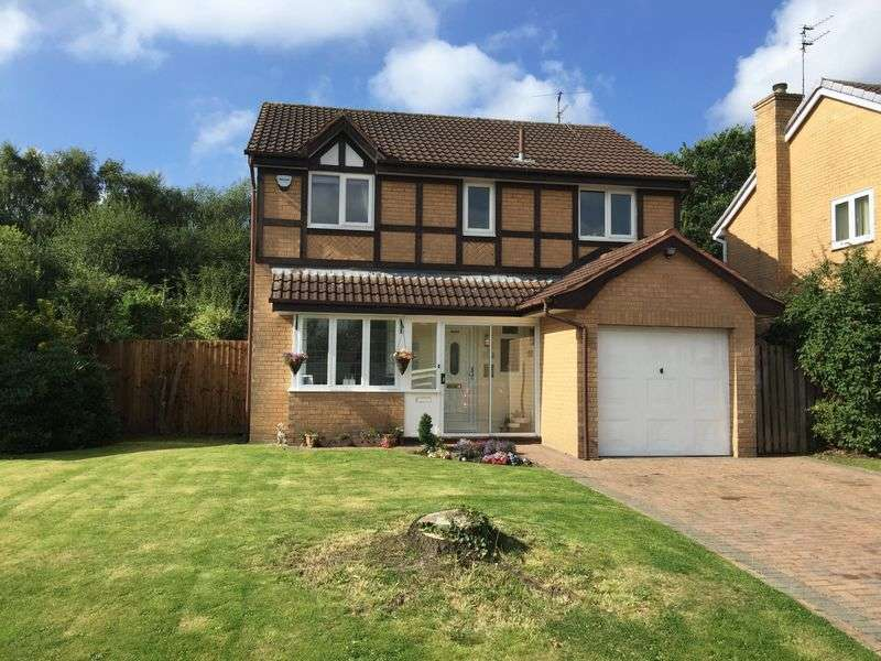 4 Bedrooms Detached House for sale in Quintbridge Close, Halewood, L26