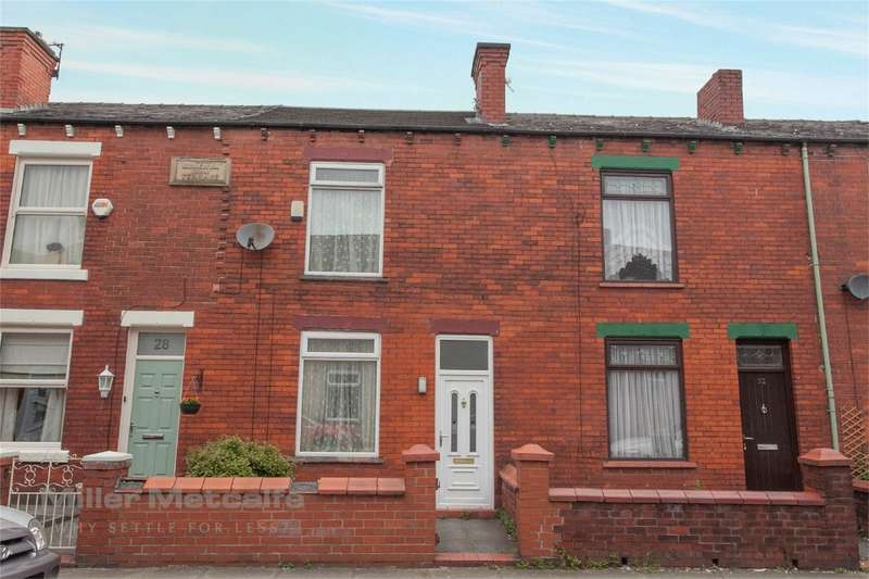 2 Bedrooms Terraced House for sale in Elizabeth Street, Atherton, Manchester, Lancashire