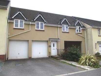 2 Bedrooms Maisonette Flat for sale in Bodmin