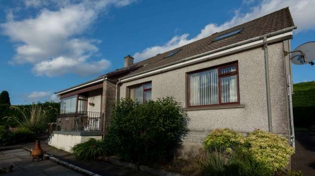 4 Bedrooms Detached House for sale in Sutherland Avenue, Fort William, Inverness-shire, PH33 6JS