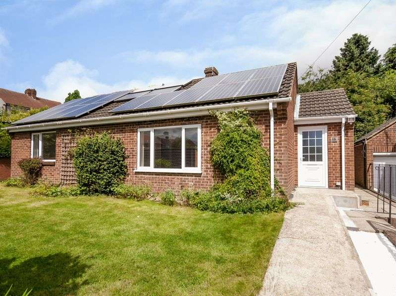 2 Bedrooms Detached Bungalow for sale in Meadow Court, Alfreton