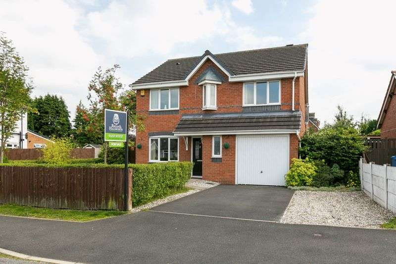 4 Bedrooms Detached House for sale in Primrose Lane, Standish, WN6 0NR
