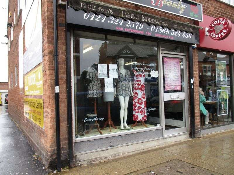 Property for sale in Leasehold beauty business