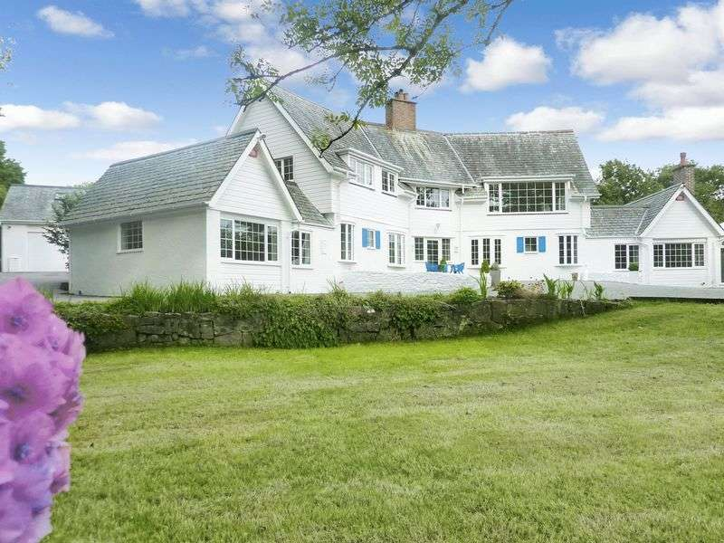 8 Bedrooms Detached House for sale in Wern Y Wylan, Llanddona, Beaumaris, Anglesey.
