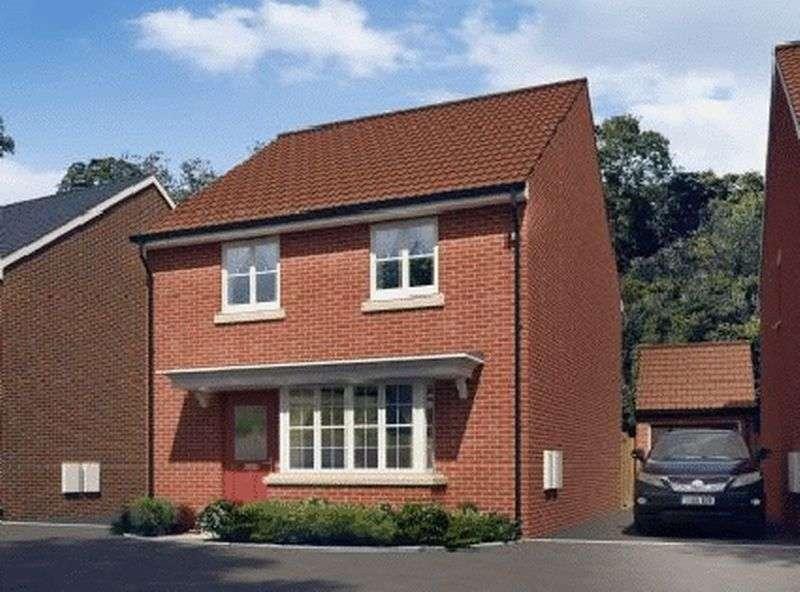 4 Bedrooms Detached House for sale in Regents Place, Kingsway, Quedgeley GL2 2EU