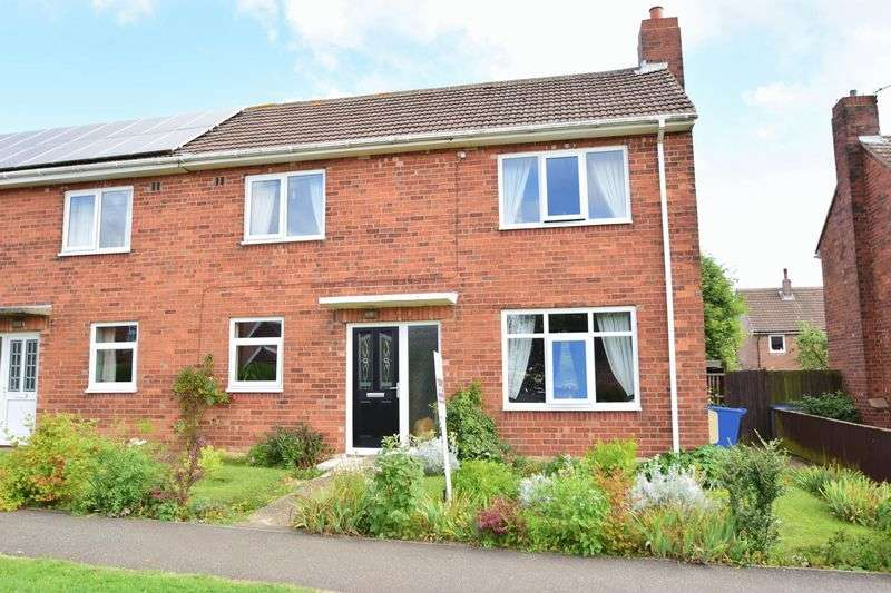 2 Bedrooms Semi Detached House for sale in Lincoln Road, Market Rasen