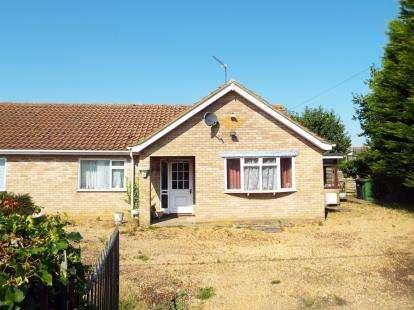 2 Bedrooms Bungalow for sale in Watlington, King's Lynn, Norfolk