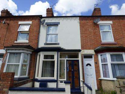 2 Bedrooms Terraced House for sale in Milligan Road, Leicester, Leicestershire