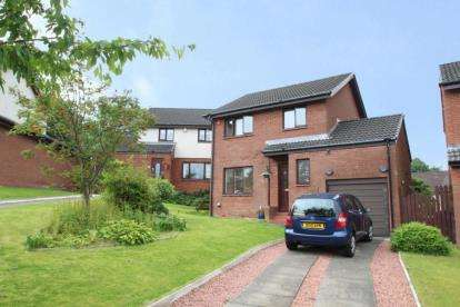 3 Bedrooms House for sale in Queenside Crescent, Erskine