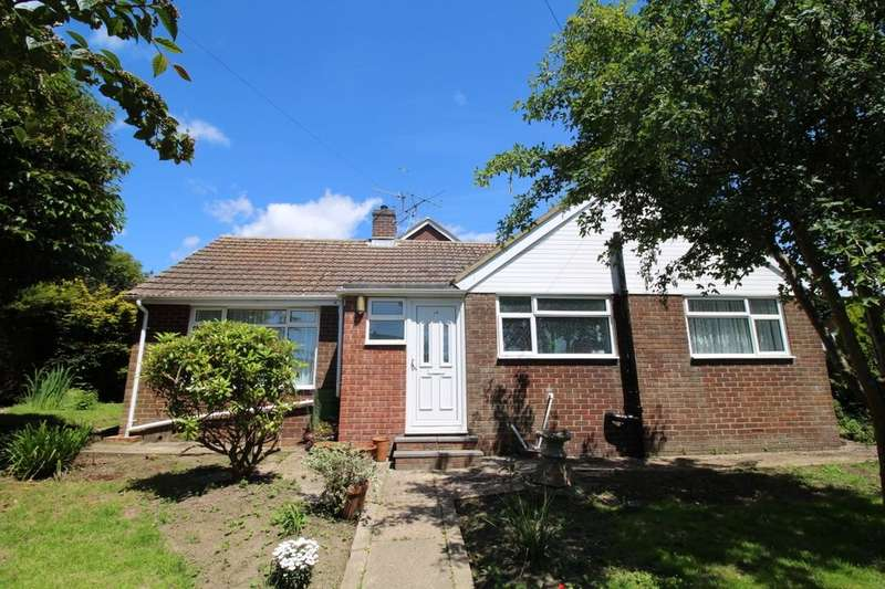 3 Bedrooms Detached Bungalow for sale in  Land Adjacent Hoads Wood Road, Hastings, TN34