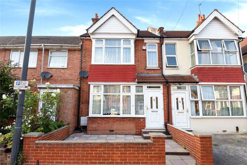 4 Bedrooms Terraced House for sale in Locket Road, Harrow, Middlesex, HA3