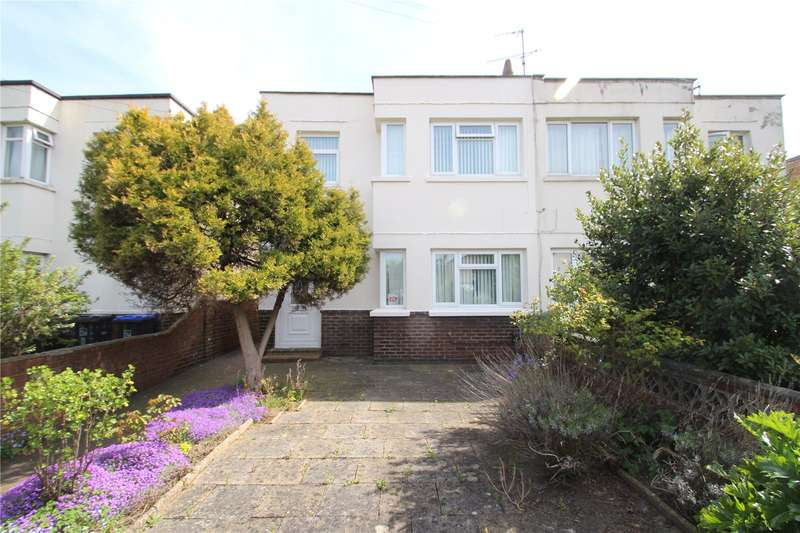 3 Bedrooms Semi Detached House for sale in Freshbrook Road, Lancing, West Sussex, BN15