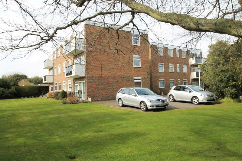 2 Bedrooms Apartment Flat for sale in Clare Lodge, Sea Lane, Rustington, BN16