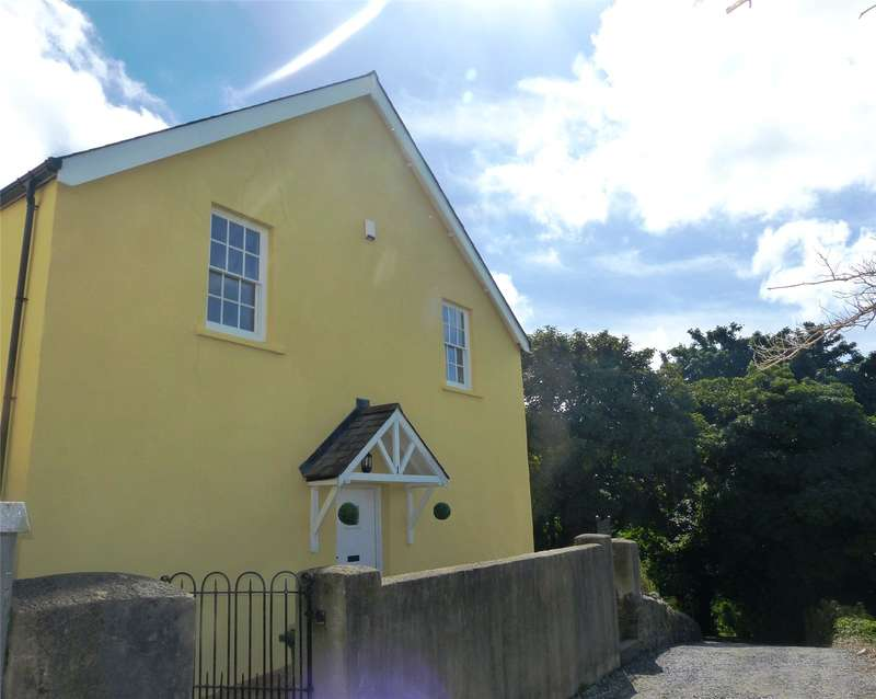 3 Bedrooms Semi Detached House for sale in 1 Old School House, Tabernacle Lane, Narberth, Pembrokeshire