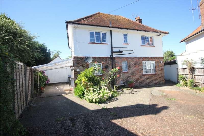 2 Bedrooms Maisonette Flat for sale in Rosebery Crescent, Woking, Surrey, GU22