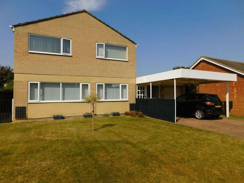 4 Bedrooms Detached House for sale in Priory Close, Deeping St James