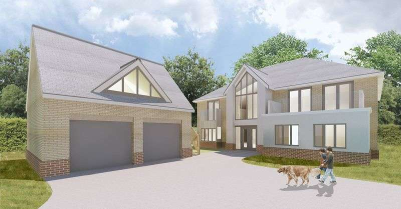 5 Bedrooms Detached House for sale in Frilford Heath, Oxfordshire