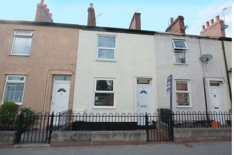 2 Bedrooms Terraced House for sale in Rhyl Road, Denbigh