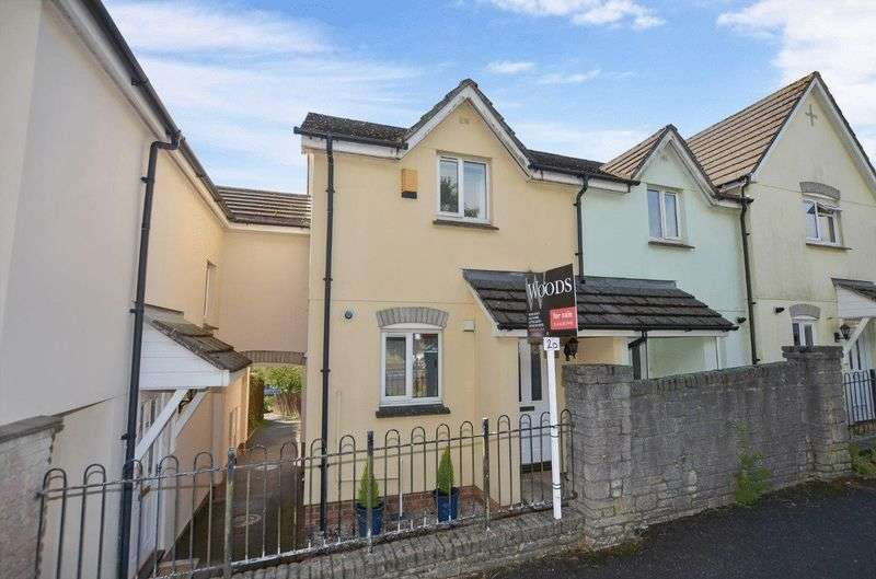 2 Bedrooms Terraced House for sale in Chudleigh