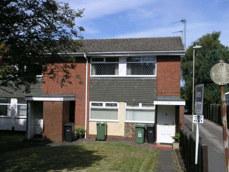 2 Bedrooms Flat for sale in Sandyfields Road, Sedgley