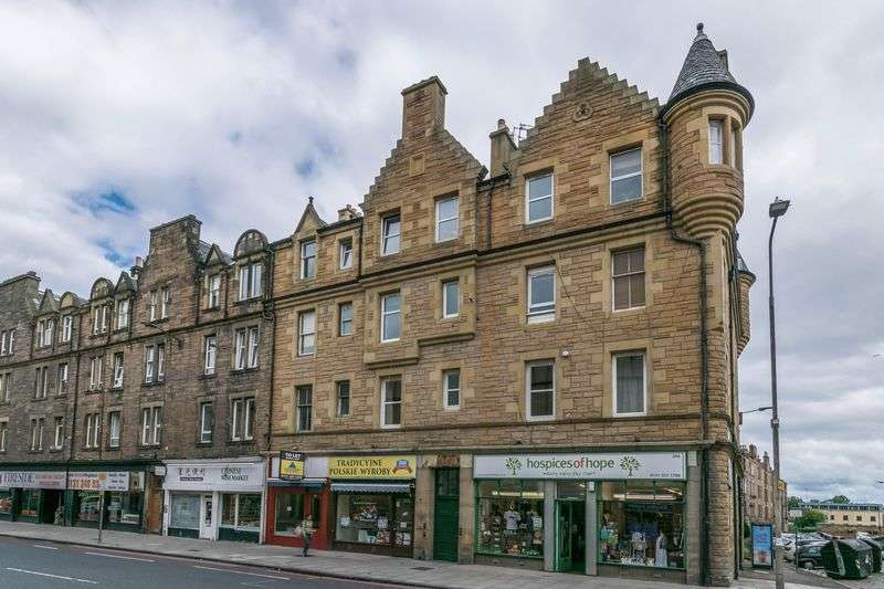 1 Bedroom Flat for sale in 1F2, 262 Gorgie Road, Gorgie, Edinburgh, EH11 2PP