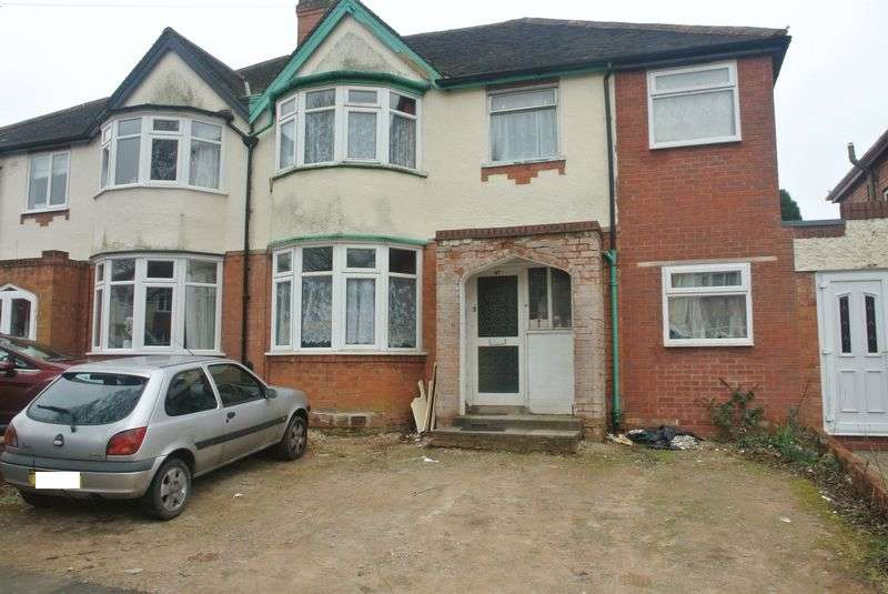 4 Bedrooms Semi Detached House for sale in Barton Lodge Road, Hall Green B28