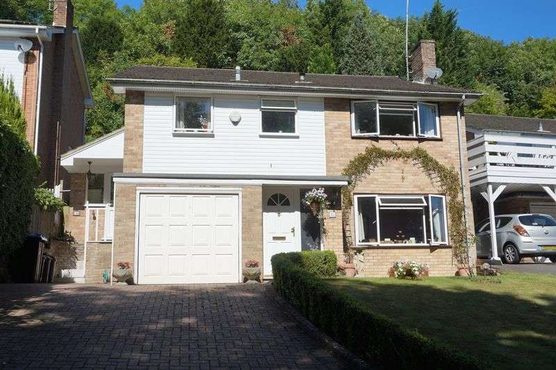 4 Bedrooms Detached House for sale in Whyteleafe