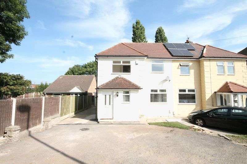 4 Bedrooms Semi Detached House for sale in Brackens Lane, Derby
