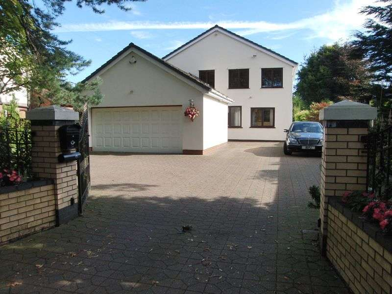 6 Bedrooms Detached House for sale in Long Lane, Aughton, Ormskirk