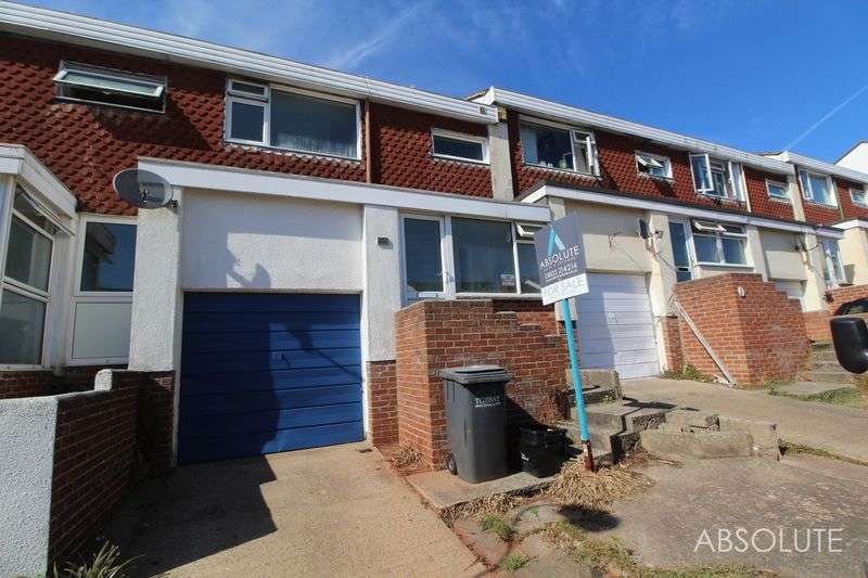 3 Bedrooms Terraced House for sale in Braeside Road, Torquay