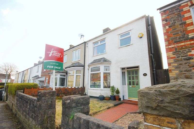 3 Bedrooms Property for sale in Watson Road, Llandaff North